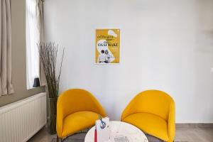 Explore Athens from an ubercentral studio