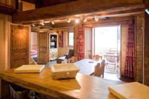 Location gîte, chambres d'hotes Chalet l'aubépine résidence B&B dans le département Savoie 73