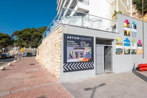Artiem Audax - Adults Only, Hotels  Cala Galdana - big - 53