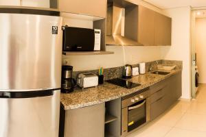 Realty PY Villa Morra, Апартаменты  Асунсьон - big - 13