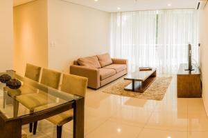 Realty PY Villa Morra, Апартаменты  Асунсьон - big - 15