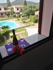 appartamento con vista piscina - AbcAlberghi.com