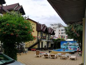 Мини-гостиница Постоялый Двор, Архипо-Осиповка
