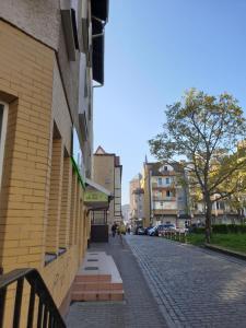 Rodzinne Mieszkanie w Centrum