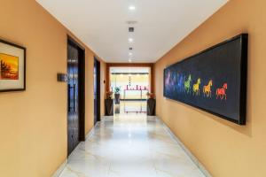 Golden Tulip Suites Gurgaon, Aparthotels  Gurgaon - big - 42