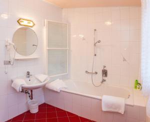 Residence Olympia, Aparthotely  Toblach - big - 4