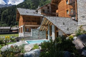 Alagna Mountain Resort & SPA - Hotel - Alagna Valsesia