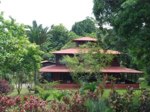 Hotel Veragua River House.