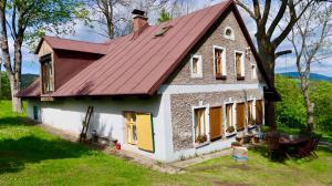 Penzion Chata U Zmrzlyho Vrchlabí Česko