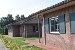 Ganzebeek 14 pers. bungalow