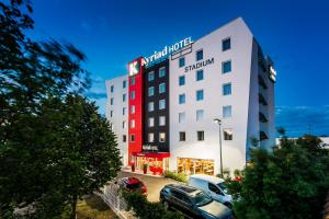 Kyriad Lyon Est Stadium Eurexpo Meyzieu - Hotel