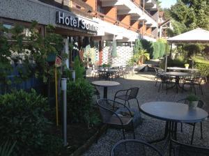 Hotel-Restaurant Sonne - Botenheim