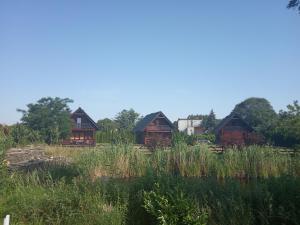 Domki caloroczne i apartamenty nad zalewem