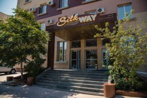 Отель Silk Way, Актау