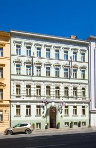 Hotel Raffaello, Hotely  Praha - big - 22