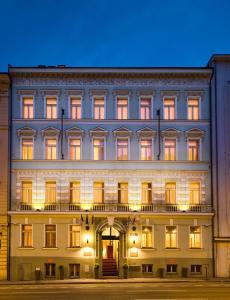 Hotel Raffaello, Hotely - Praha