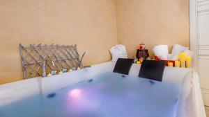 Suite mit Whirlpool - Nebengebäude