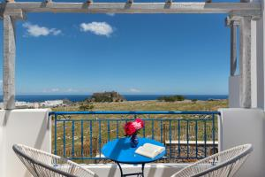 'Lindian Myth' Sea View Studios
