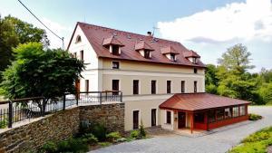 Pension Mlyn Stare Mitrovice - Hotel - Prčíce
