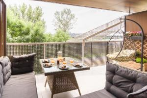 Luxury Apartment with an amazing river view Free Parking