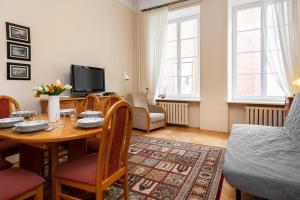 Apartments Warsaw Świętojańska