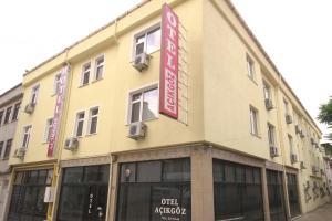 Отель Acikgoz, Эдирне