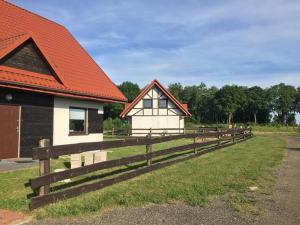 Accommodation in Prażmowo
