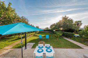 3 stern appartement Blue apartment Privlaka Kroatien