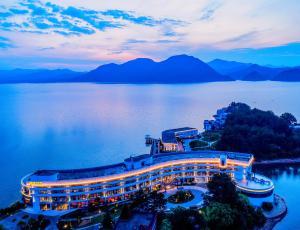 HUANGSHAN LAKE FLIPORT RESORT, Hotely  Tunxi - big - 29