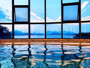 HUANGSHAN LAKE FLIPORT RESORT, Hotely  Tunxi - big - 31