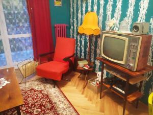 Apartament PRL Komuna 2.0