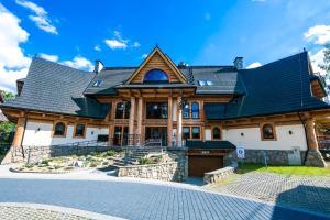 Apartament Tatry Folk regionalny Grota Solna