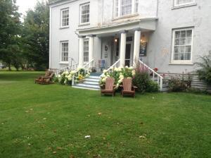 . Manoir Hamilton Manor