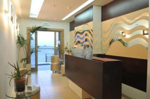 Epavlis Eleftheriadi, Hotels  Paralia Katerinis - big - 45