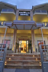 Epavlis Eleftheriadi, Hotels  Paralia Katerinis - big - 43