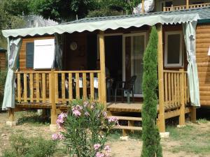 Eyrieux Camping, Campeggi  Les Ollières-sur-Eyrieux - big - 38