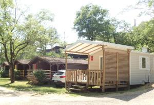 Eyrieux Camping, Campeggi  Les Ollières-sur-Eyrieux - big - 17