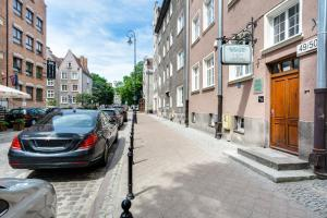 Elite Apartments Old Town Straganiarska