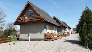 Domki Letniskowe Anna Kobus