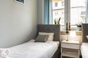 Warsaw Concierge Silver Apartment