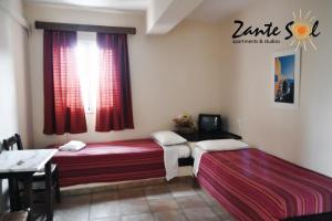 One-Bedroom Apartment ZanteSol