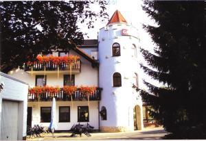Hotel Hotel Gasthof Turm Grünhaid Německo
