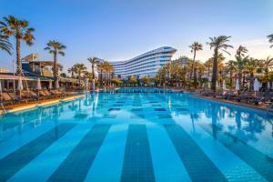 Отели Турции с волейбольной площадкой
