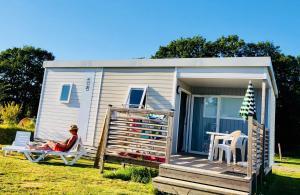 Location gîte, chambres d'hotes O2 Camping dans le département Manche 50