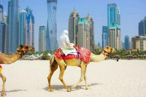 Fully Furnished 2 Bedroom NEXT to the Beach - Dubai