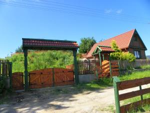 Dom Letniskowy Ostaszewo