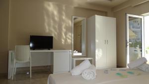 Hotel Beach Restaurant Fabio, Apartmanhotelek  Borsh - big - 150