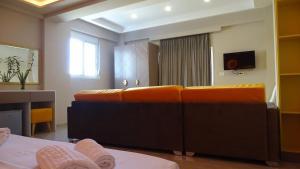 Hotel Beach Restaurant Fabio, Apartmanhotelek  Borsh - big - 146