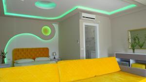 Hotel Beach Restaurant Fabio, Apartmanhotelek  Borsh - big - 49