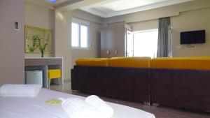 Hotel Beach Restaurant Fabio, Apartmanhotelek  Borsh - big - 136